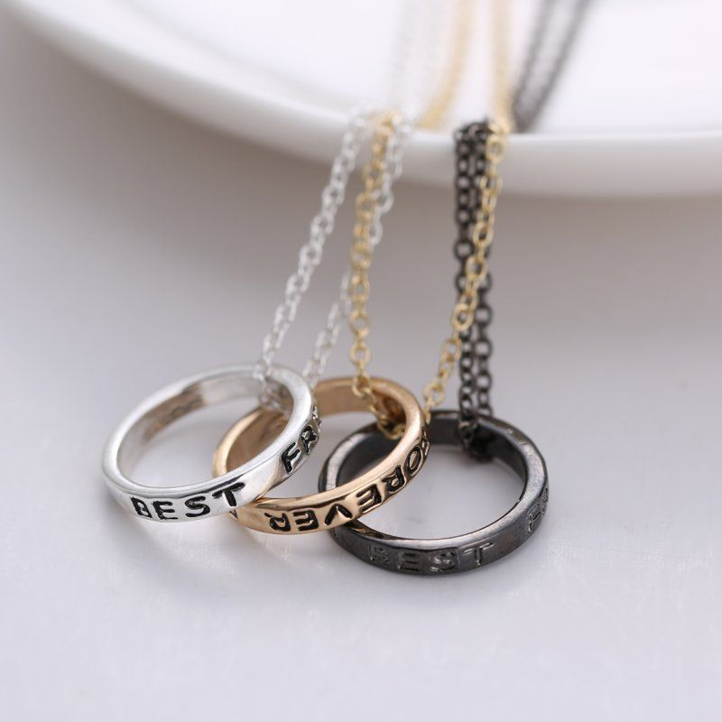 Bff nacklaces | bff necklaces | Pinterest | Bff