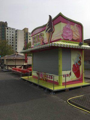 Mainfest Russelsheim 2017 Verkaufswagen