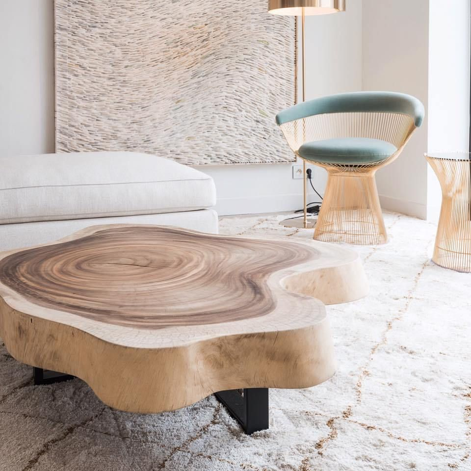 This Cape Town Designer Makes Velvet Couches And Stone Tables Inspired By The Moon Sight Unseen Coffee Table Design Coffee Table Creative Furniture [ 900 x 1155 Pixel ]