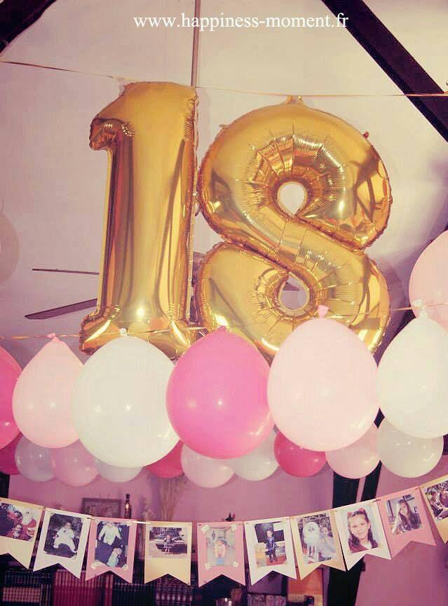 Ideas para festejar cumplea os numero 18 festejar - Ideas 18 cumpleanos chico ...