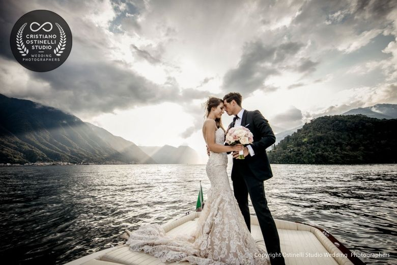 Matrimonio In Yacht : Lake como wedding boat balbianello