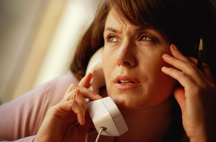 Image result for Difficulties With Phone Conversations in Fibromyalgia and ME/CFS