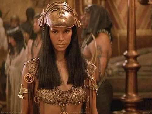the mummy ancksunamun movietelevision costumes ii