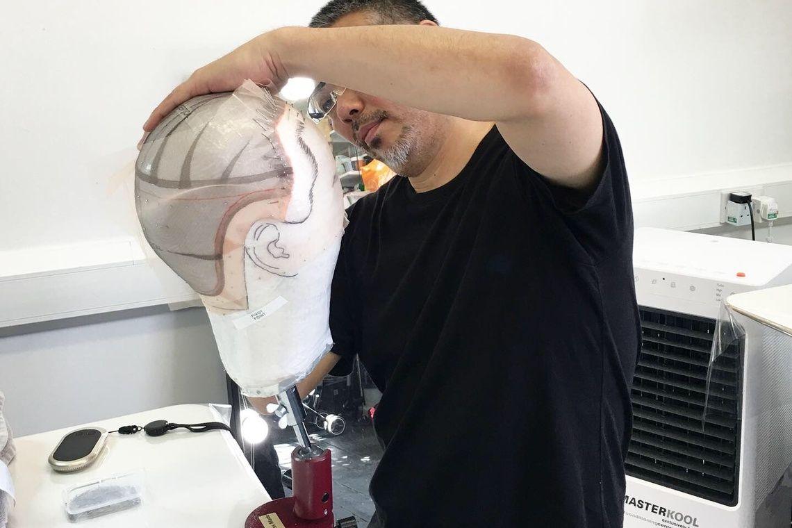Foundation making wig master wigs postiche ltd wig