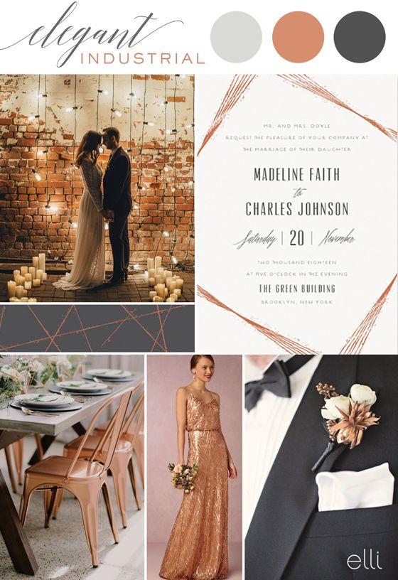 5 Trending Wedding Invitation Themes for 2017 | Wedding Inspiration ...