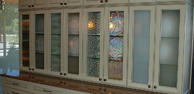 Endless Selection Of Cabinet Door Glass To Choose From Bear