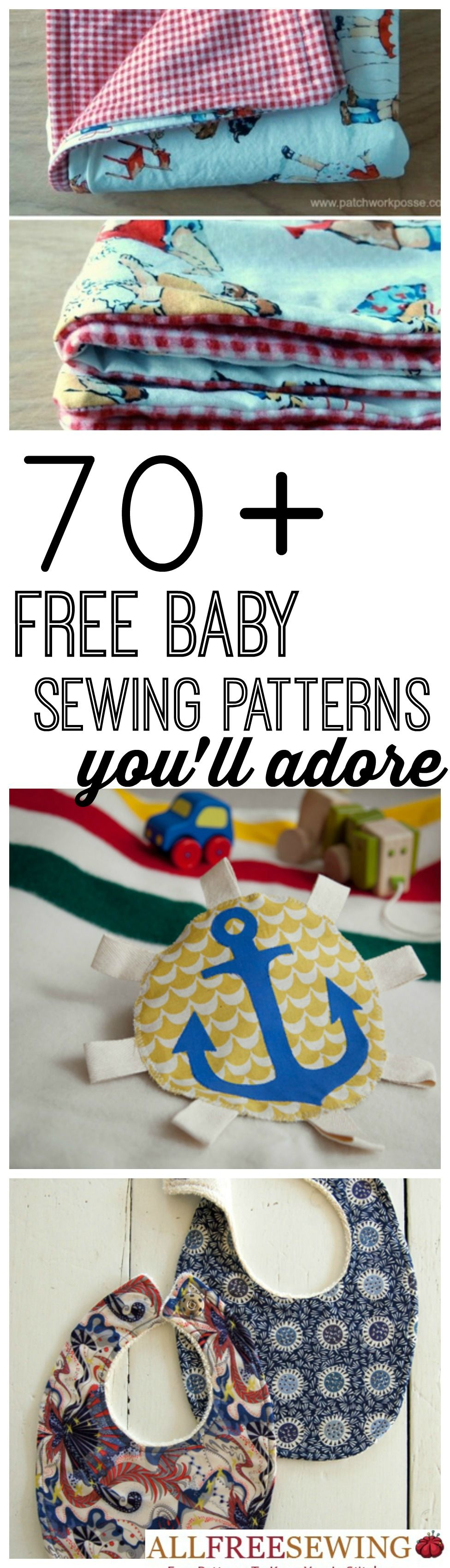75 free baby sewing patterns you ll adore free baby sewing