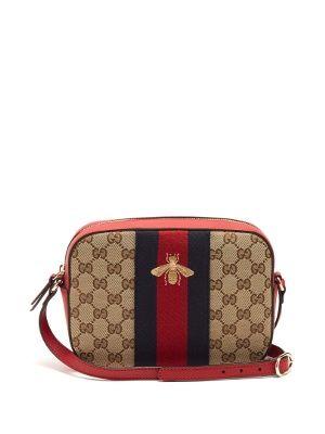 9023109f9551fd GG Supreme-print cross-body bag | Gucci | MATCHESFASHION.COM ...