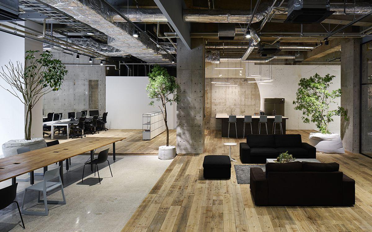 Les bureaux d akqa à paris et tokyo office bureau