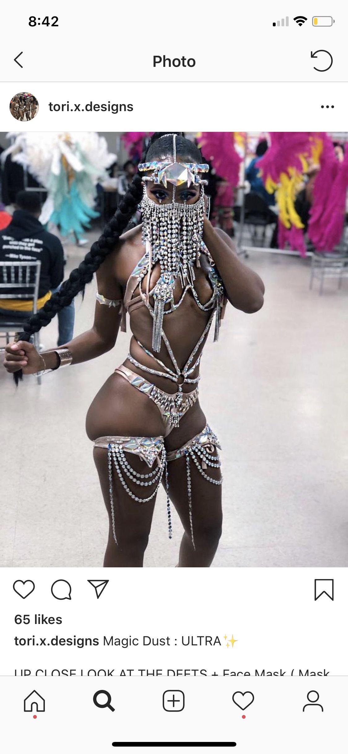 Caribana 2019 costume  | Caribana Magic Dust 2019 in 2019