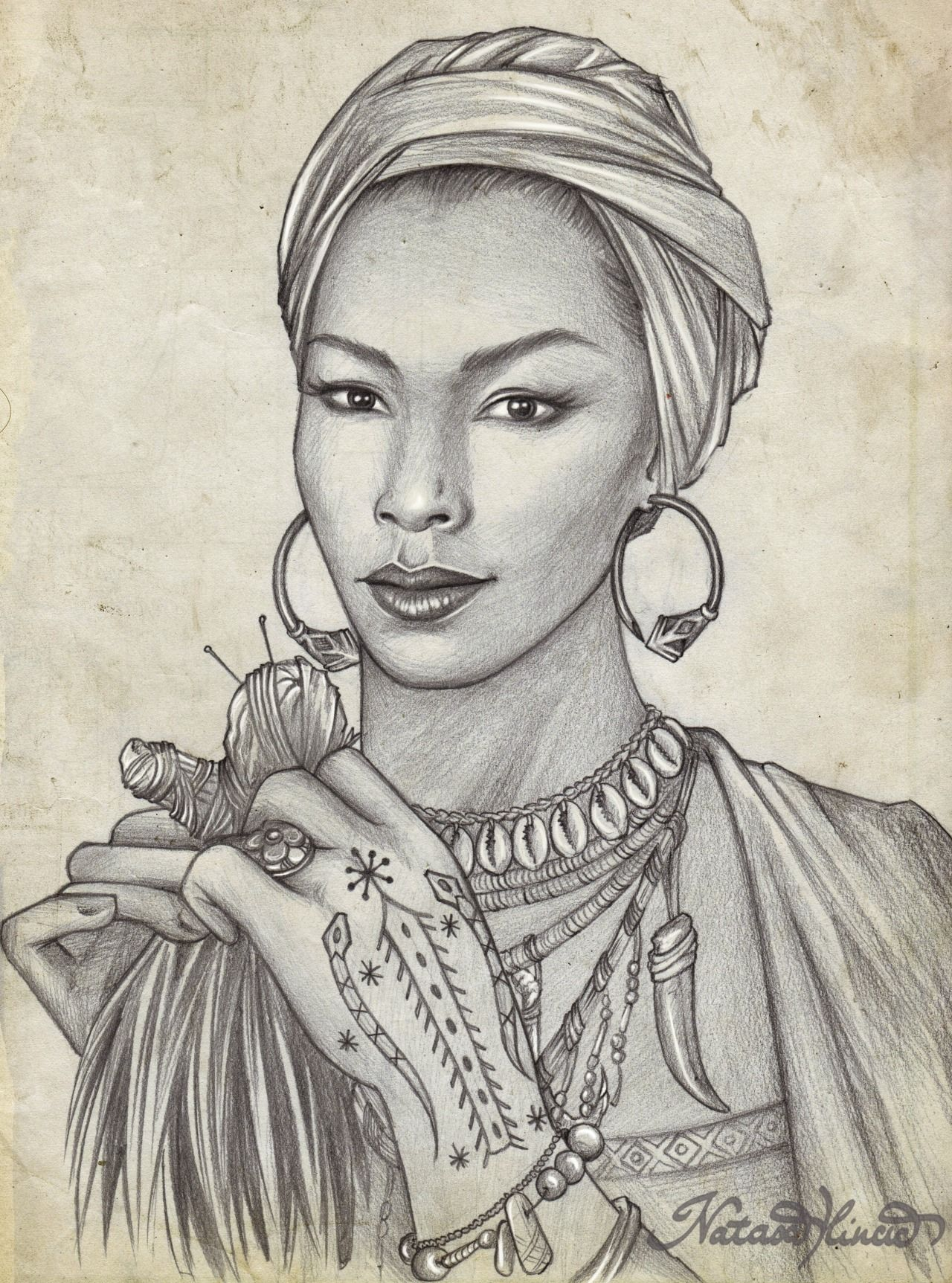 THE CREOLE WITCH