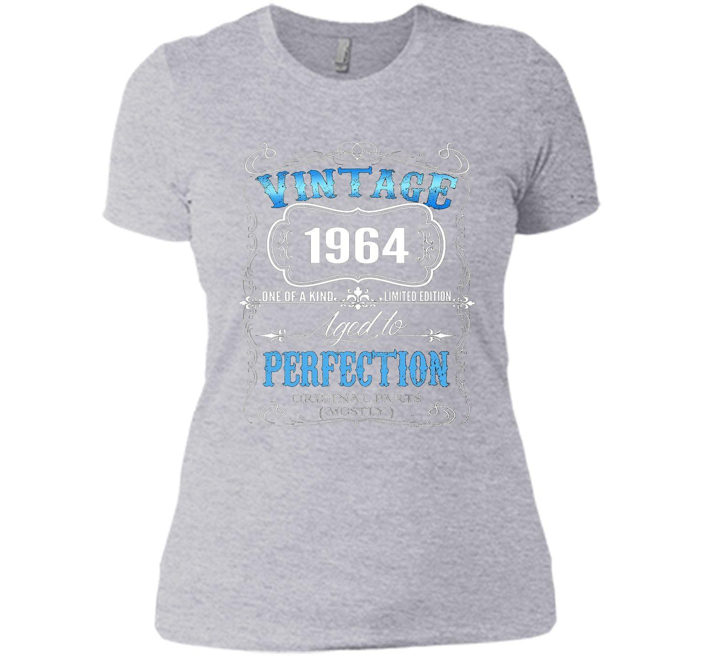 Vintage born in 1964 tshirt 53 Years old birthday