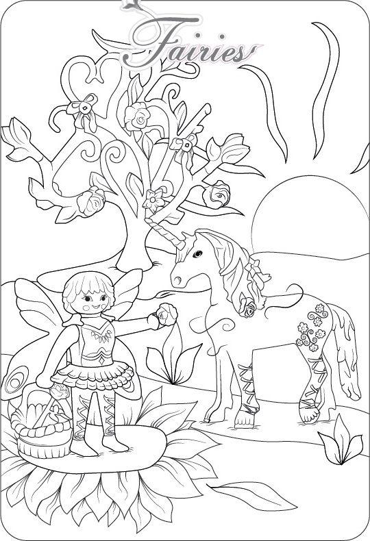 232987 Ausmalen Macht Spa Alle Playmobil Malvorlagen Jpg 540 790 Coloriage Playmobil Enfant