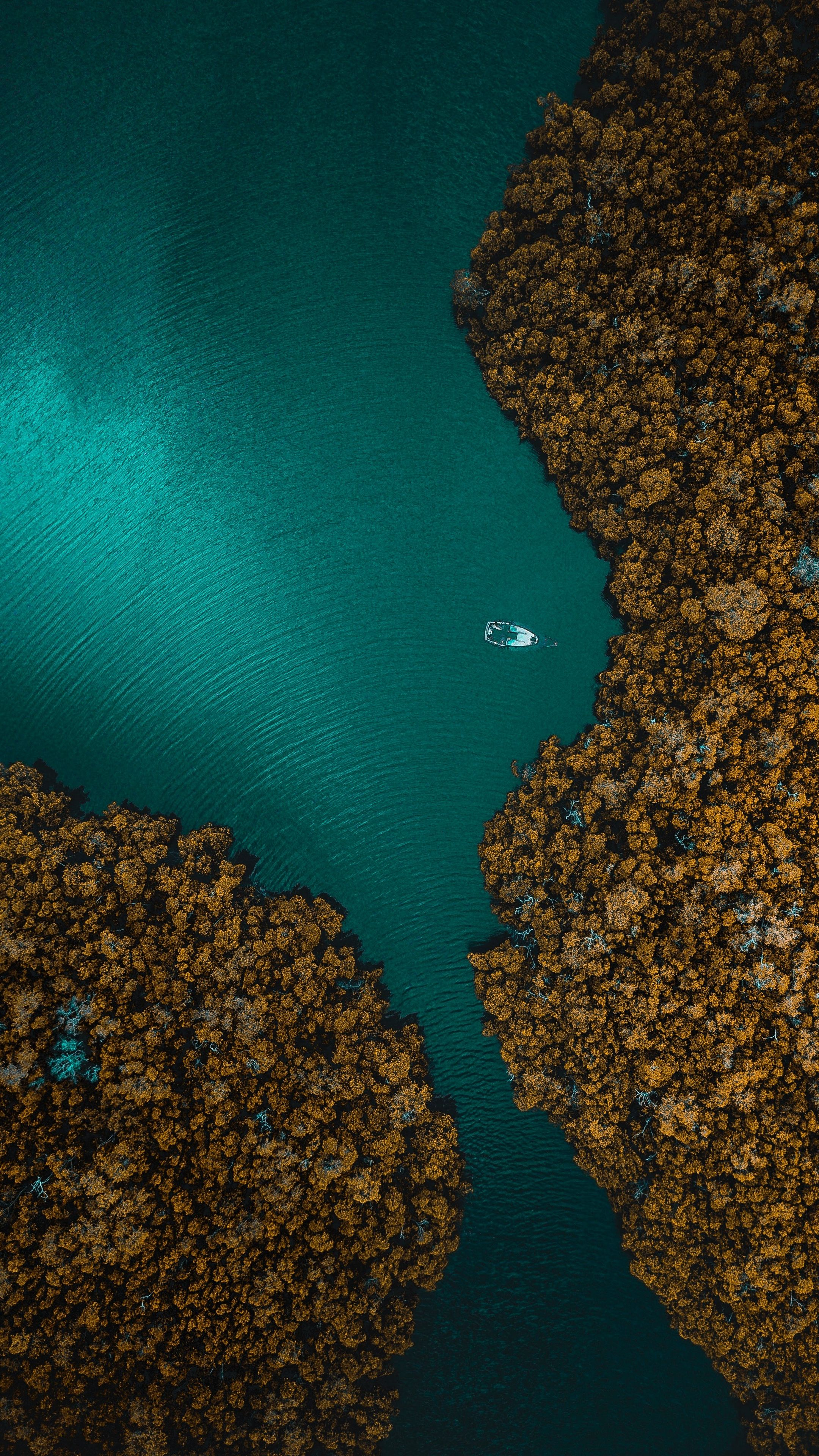 Nature Island Ocean Topview Wallpapers Hd 4k Background For Android Landscape Photography Nature Wallpaper Nature Photography