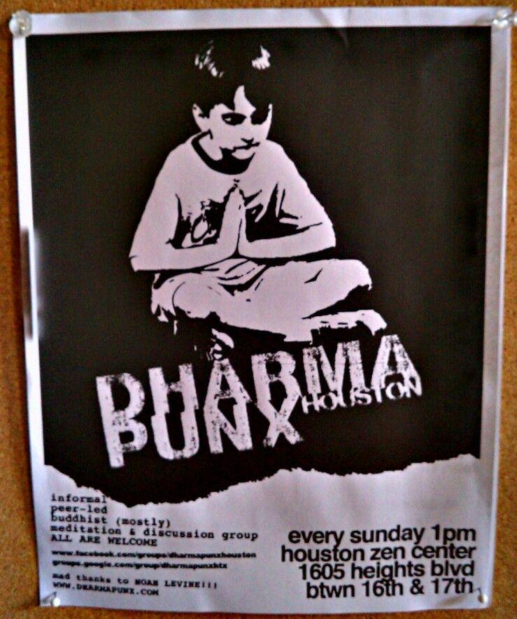 Dharma Punx. | Meditation, Meditation center, Group meditation