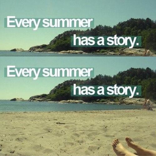 Every summer has a story #summer #beach #adventure #travelgram...  Instagram travelquote