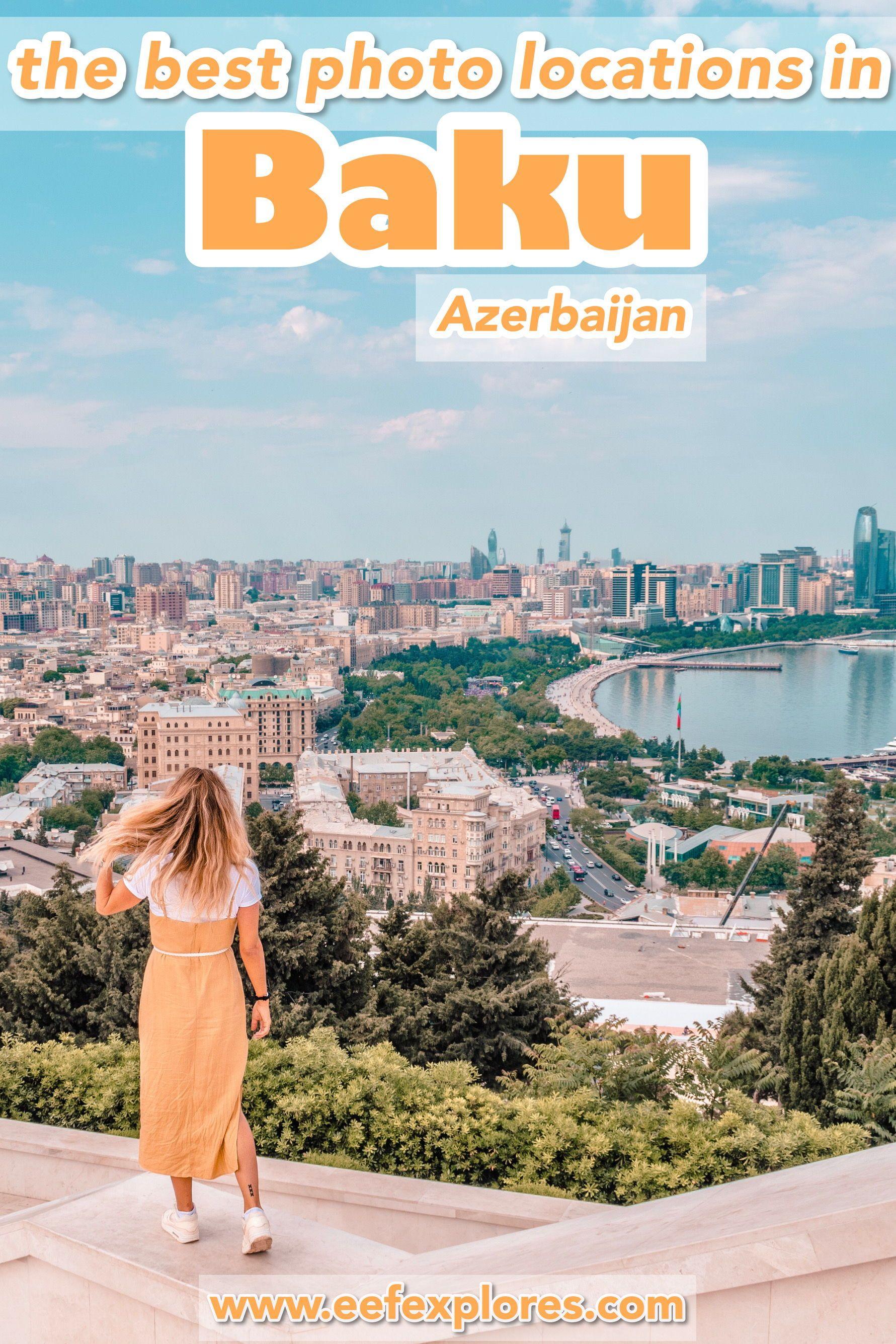 Planning A Trip To Baku The Capital Of Azerbaijan There Are Many Great Spots Azerbaijan Travel Travel Inspiration Destinations Travel Inspiration Wanderlust