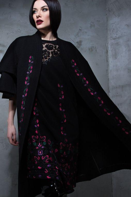 Осінь-Зима 16-17 – Roksolana Bogutska Ethnic Fashion 0138152c51f80