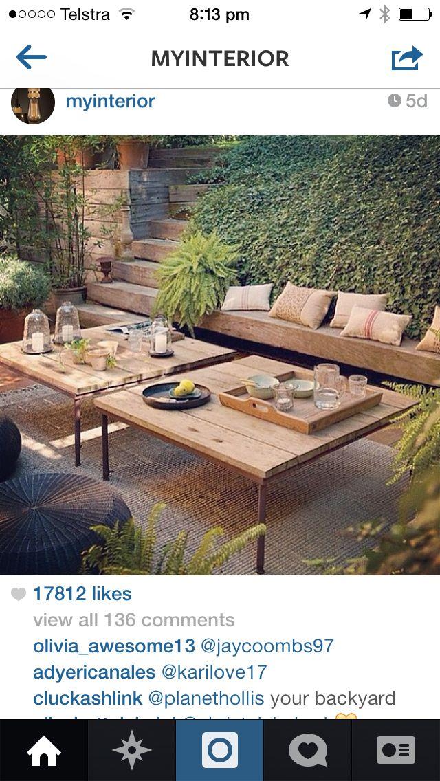Tables   House Ideas   Pinterest