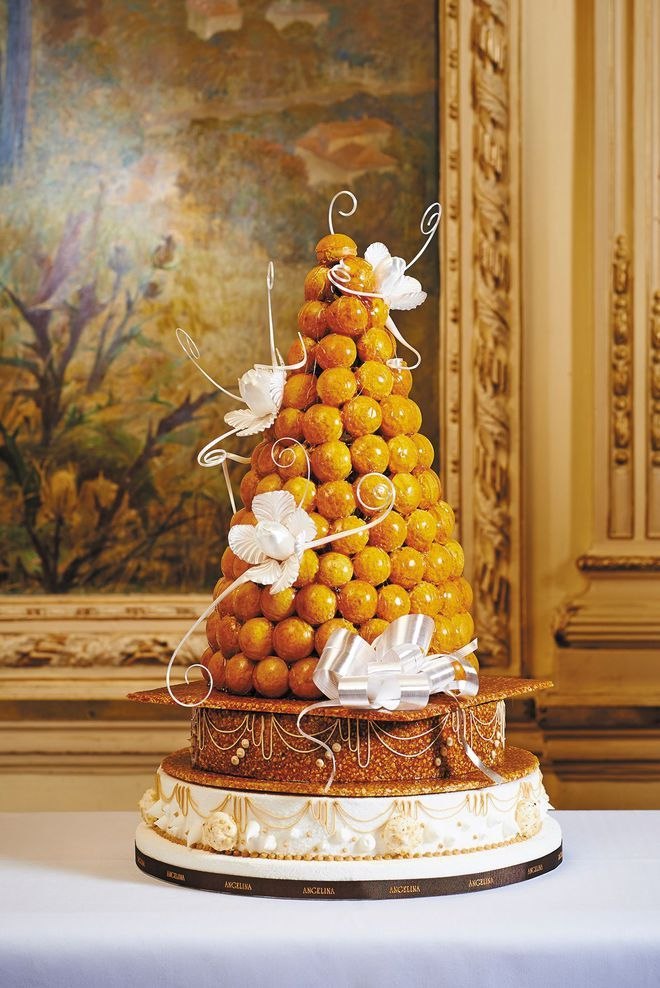 Pièce montée, gâteau de mariage, wedding cake sélection 2016 et