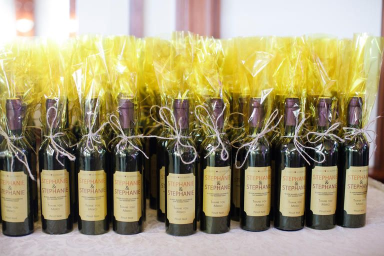 7 Wine Bottle Decor Ideas To Steal For Your Vineyard Wedding Theknot