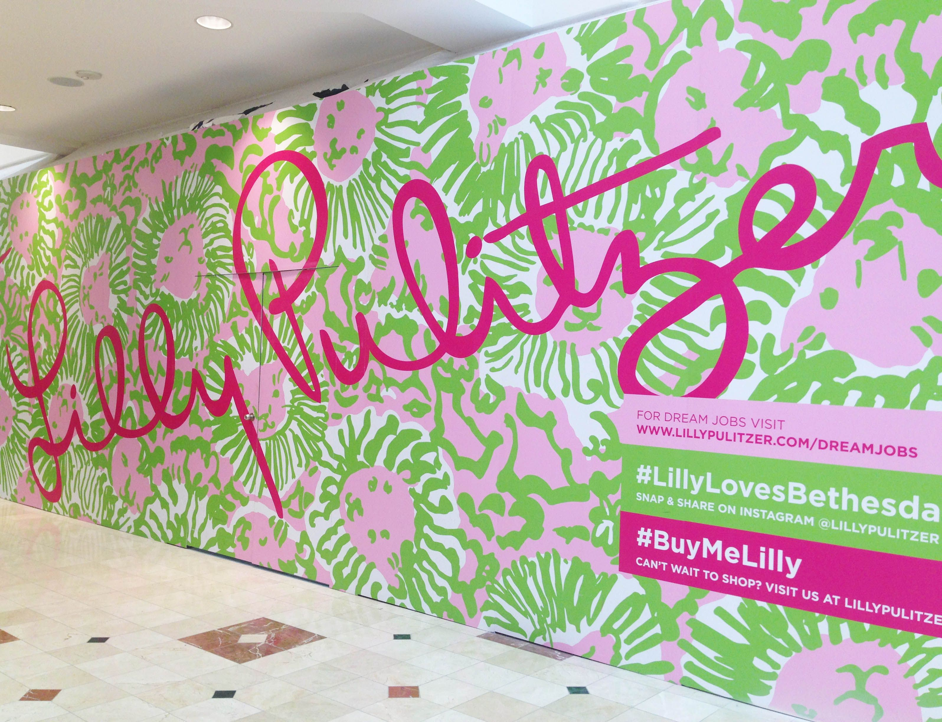 Coming soon... Lilly Pulitzer at Montgomery Mall in Bethesda, MD ...