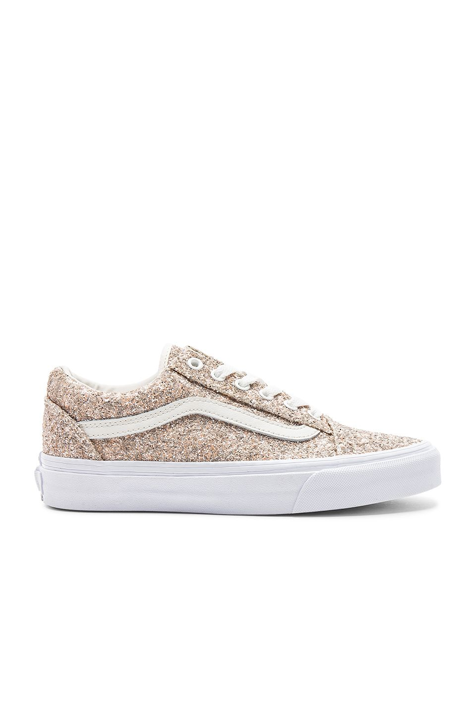 VANS CHUNKY GLITTER OLD SKOOL SNEAKER.  vans  shoes    a09512894bd