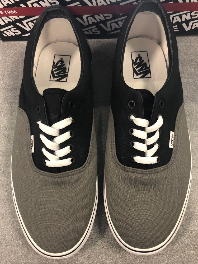 cd32e2cfb8 New With Box Vans Era Shoes Mens Size 12  fashion  clothing  shoes   accessories  mensshoes  casualshoes (ebay link)