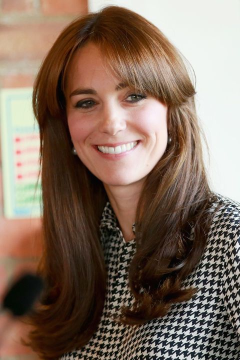 37 Times Kate Middleton Had Glorious Glorious Hair Catherine