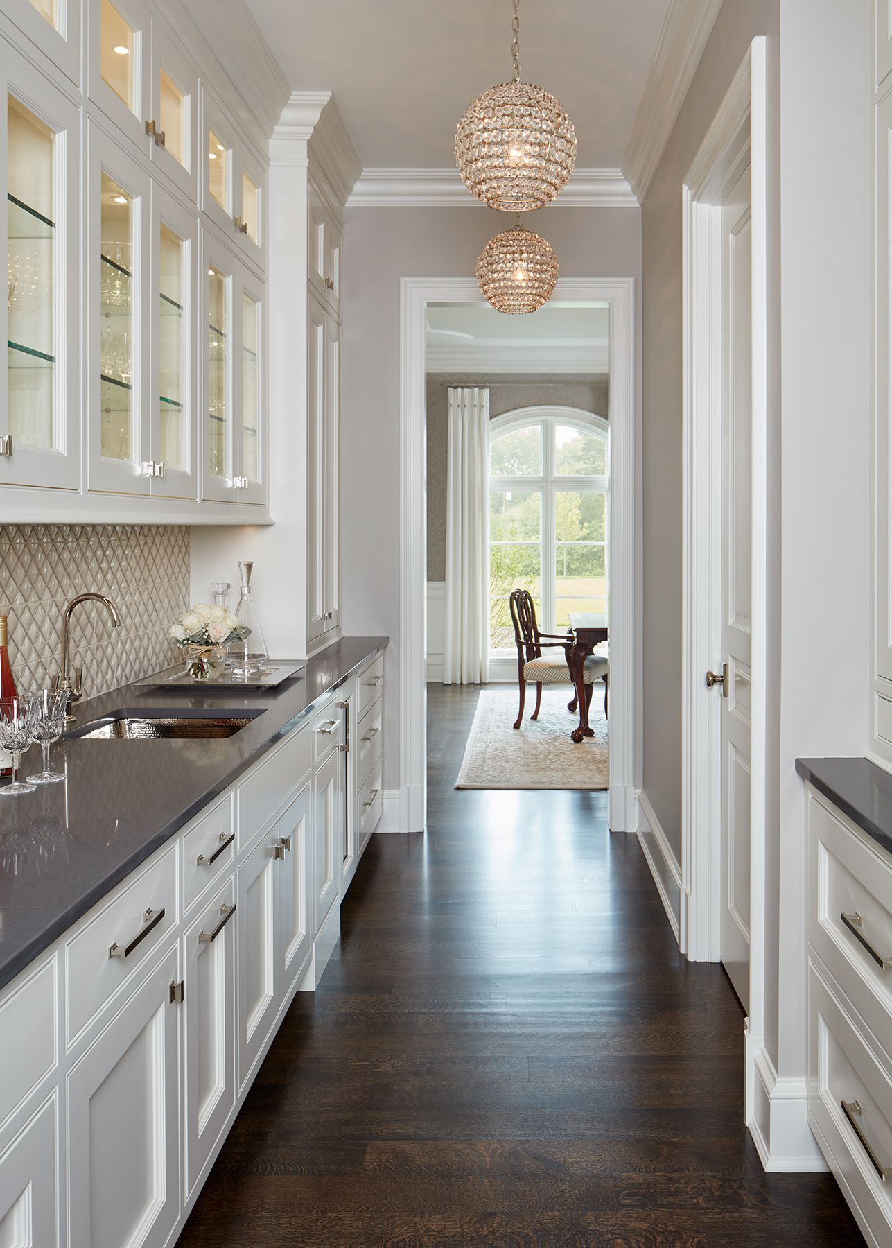 50 White Kitchen Cabinets To Brighten Up Your Cooking ...