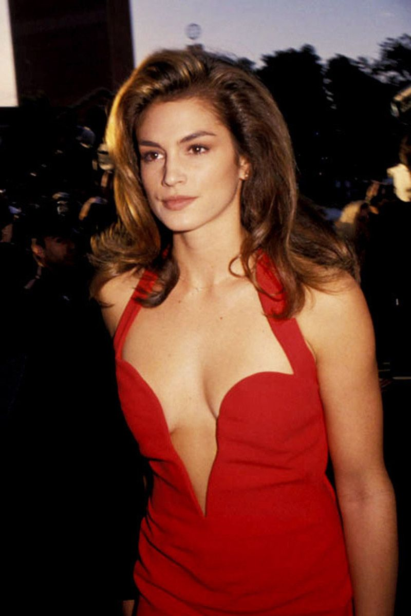 Cindy Crawford S Daughter Talks: Cindy Crawford's Most Iconic Moments In Photos