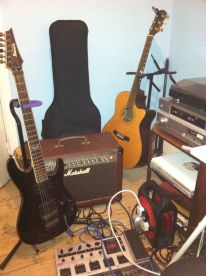 Next show: it's on Friday, 7th of February 2014 at 07:30 pm @ The Islington. London. In gear with our gear… and ready to play! Looking forward having you there :-) Where: The Islington - 1 Tolpuddle Street N1 0XT, London. When: Friday – Feb. 07, 2014. 07:30pm