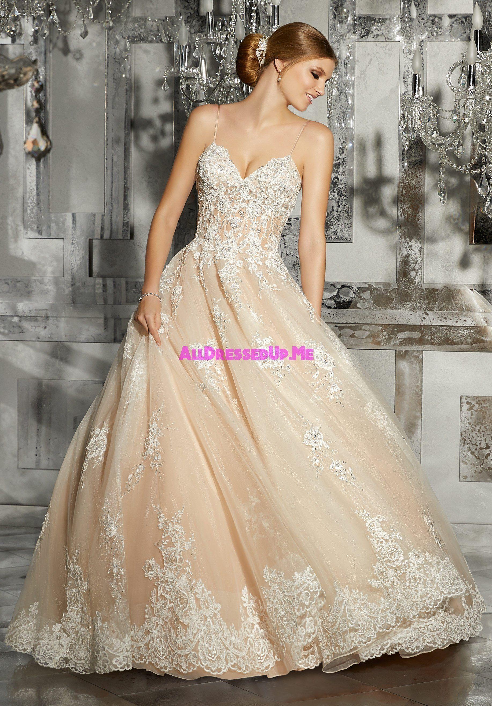 Morilee - Mariska - 8187 - All Dressed Up, Bridal Gown