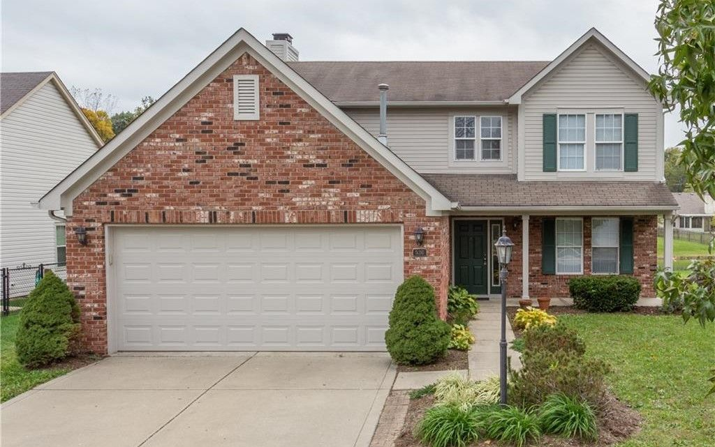Our listing of the week is in Wayne Township at 546 Shingle Oak Court.