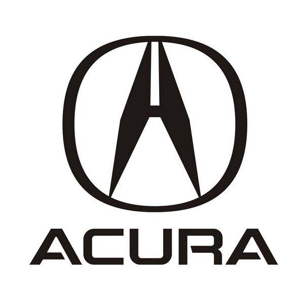 Acura Font And Acura Logo Car Brands Logos Acura Car Logos