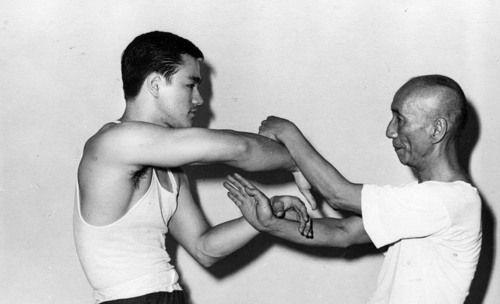 Bruce Lee & IP Man
