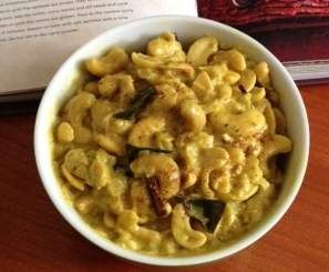Recipe sri lankan cashew nut curry inspired by peter kuruvita by recipe sri lankan cashew nut curry inspired by peter kuruvita by jstibbardtmx recipe of forumfinder Gallery