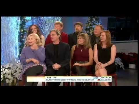 Today Show The Waltons 40th Year Reunion Dec 2 2011