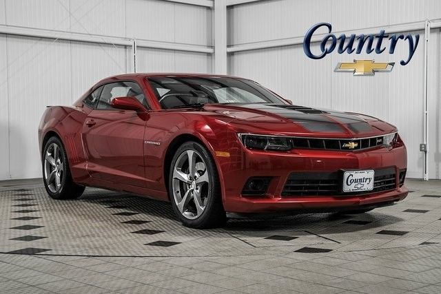 Merveilleux Cool Awesome 2014 Chevrolet Camaro SS 2014 Chevrolet Camaro SS 18,348 Miles  Crystal Red Tintcoat 2D