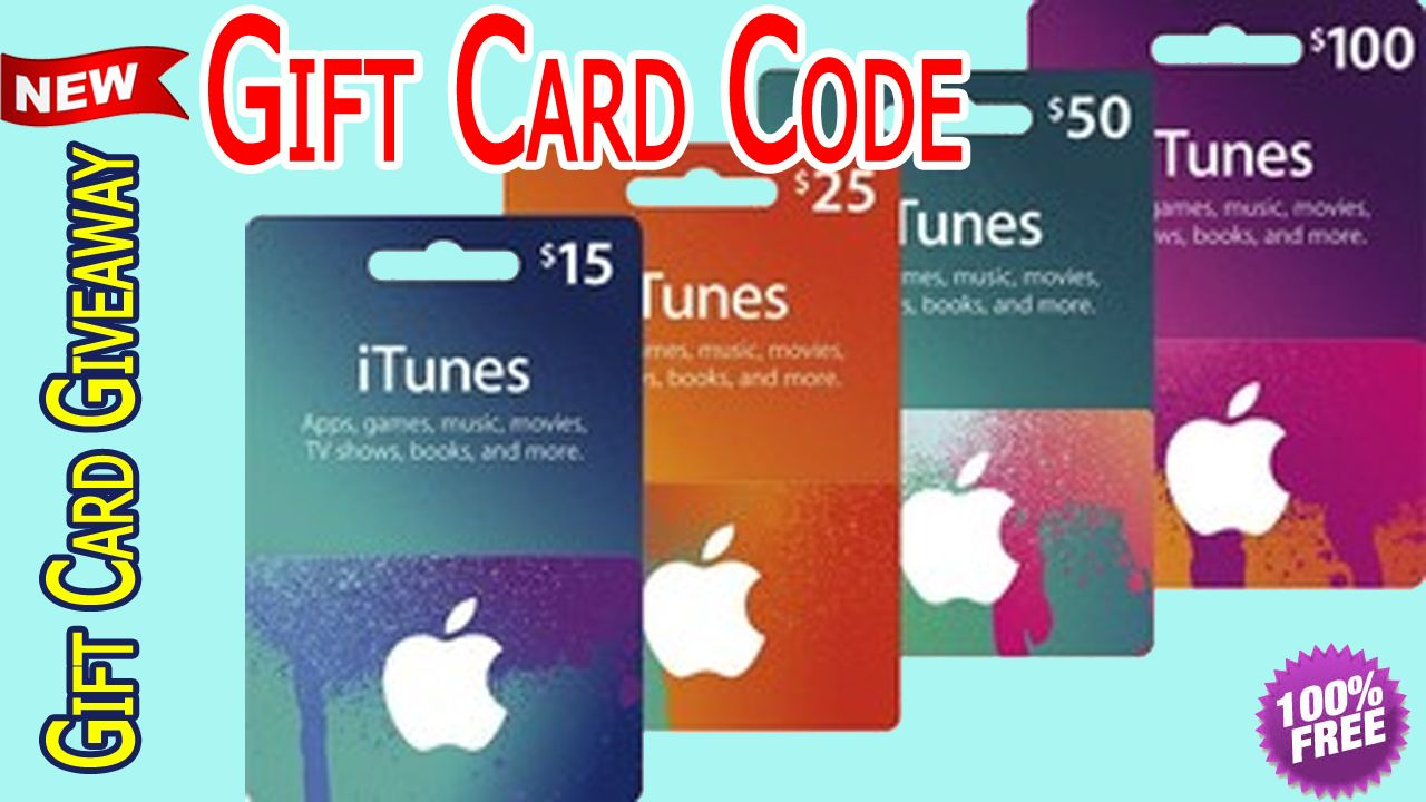 free itunes gift card codes that work - itunes gift card redeem