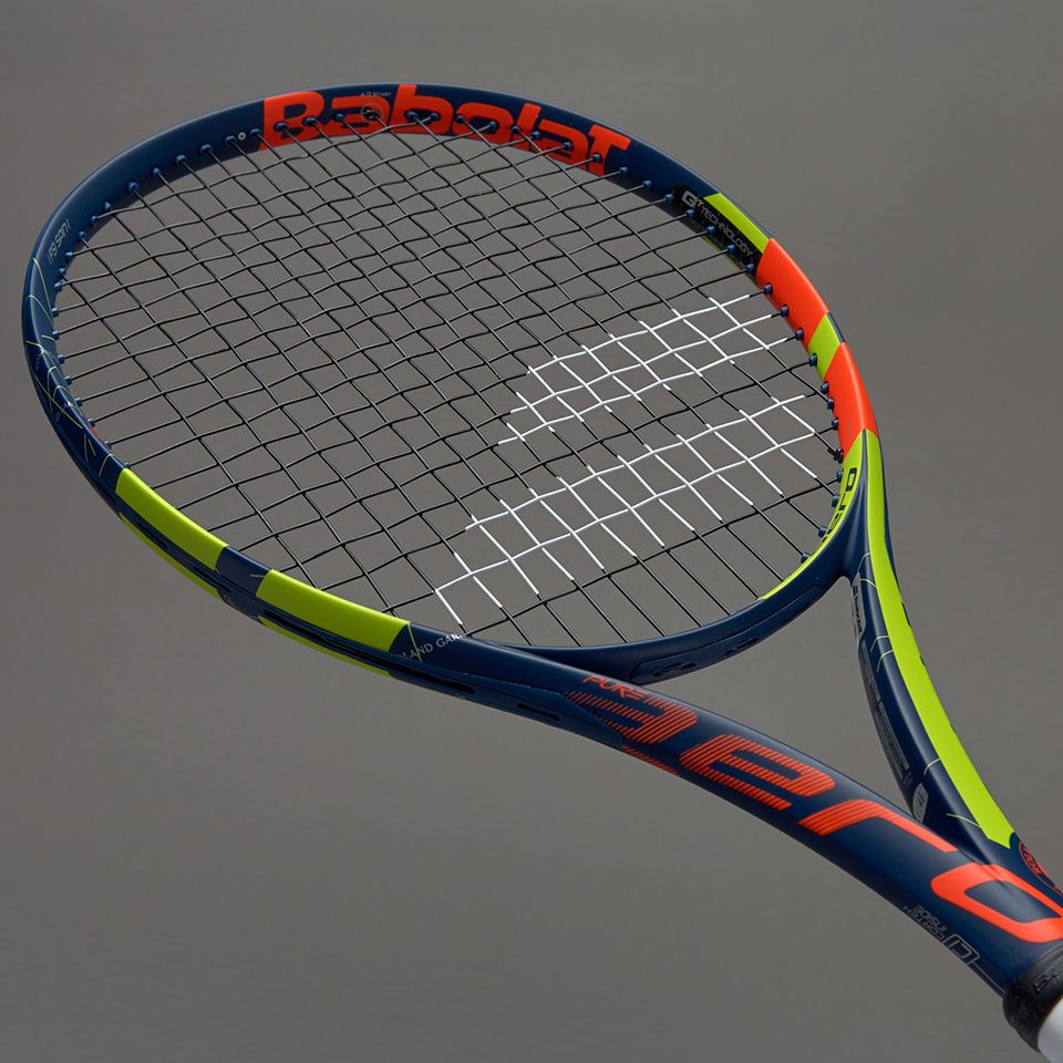 Babolat Pure Aero French Open - Yellow/Black - Tennis Racket - 102291
