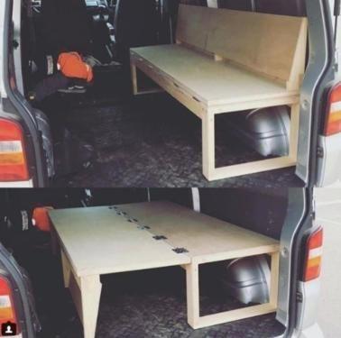 Wer Baut Garagentorantrieb Ein : wer baut mir ein bett f r einen vw bus t5 in tespe ~ Watch28wear.com Haus und Dekorationen