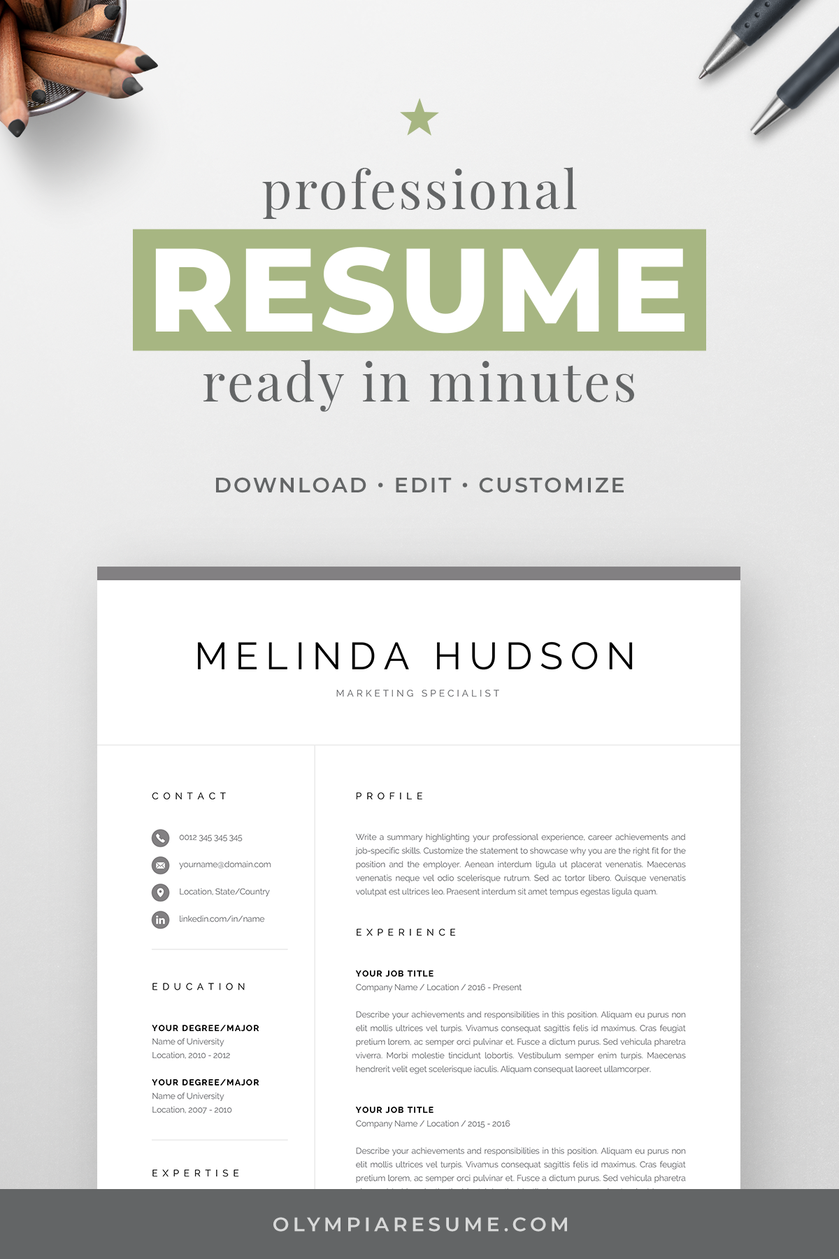 Ms word resume templates microsoft 2003 template free download for.