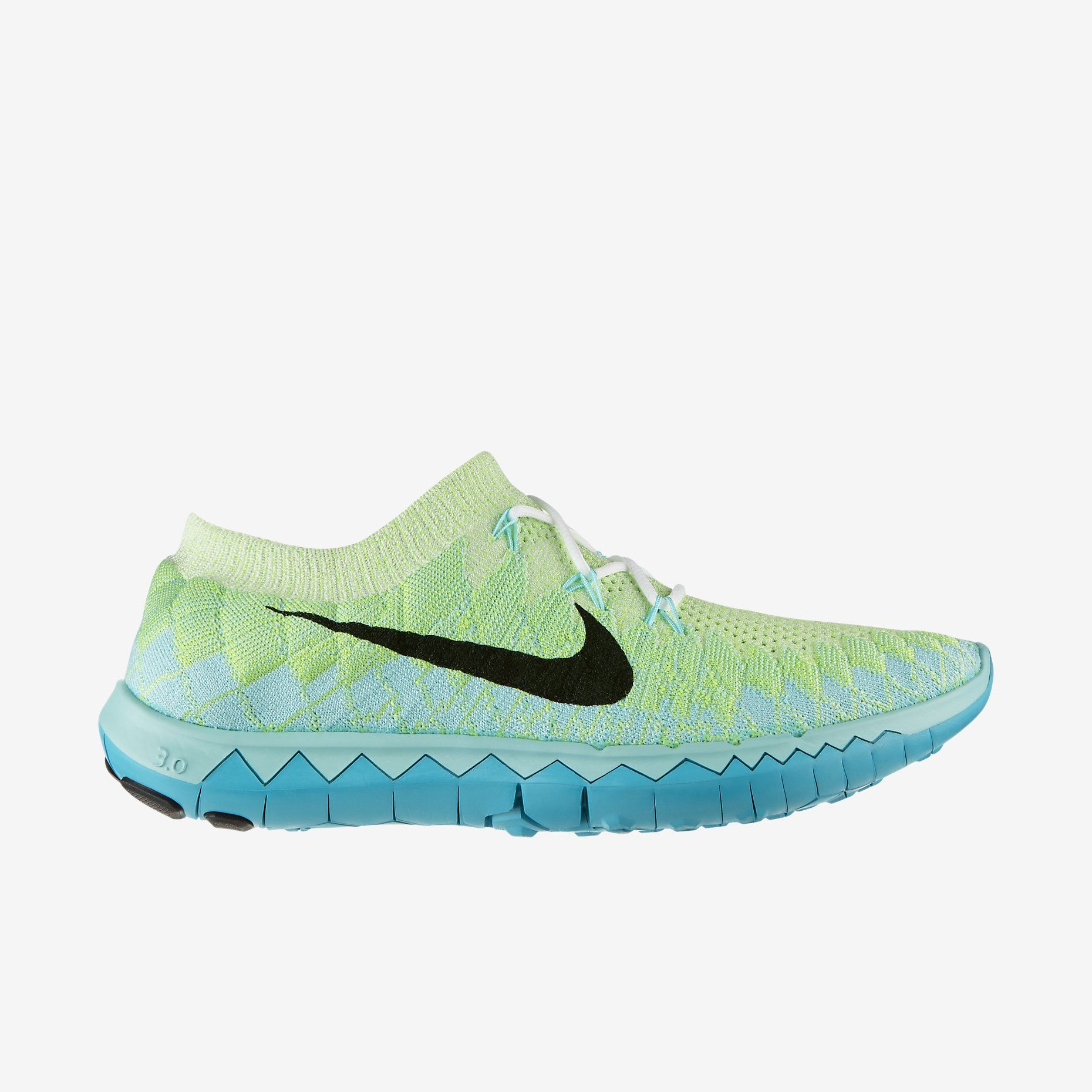 Nike Free 3.0 Flyknit Women's Running Shoe. Nike Store