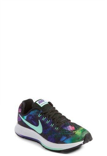 c937650048f0d Girl s Nike Zoom Pegasus 34 Print Sneaker