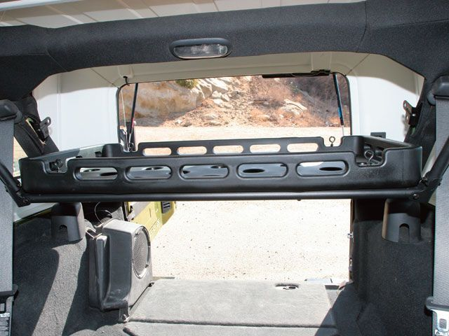 Jeep Wrangler Modular Rack System Interior Jeep Wrangler Jeep Jk Accessories Jeep