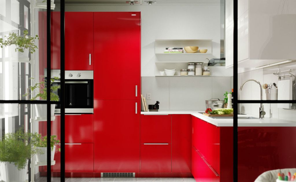 Hochglanzküchen: 5 Ideen und inspirierende Bilder mit ...
