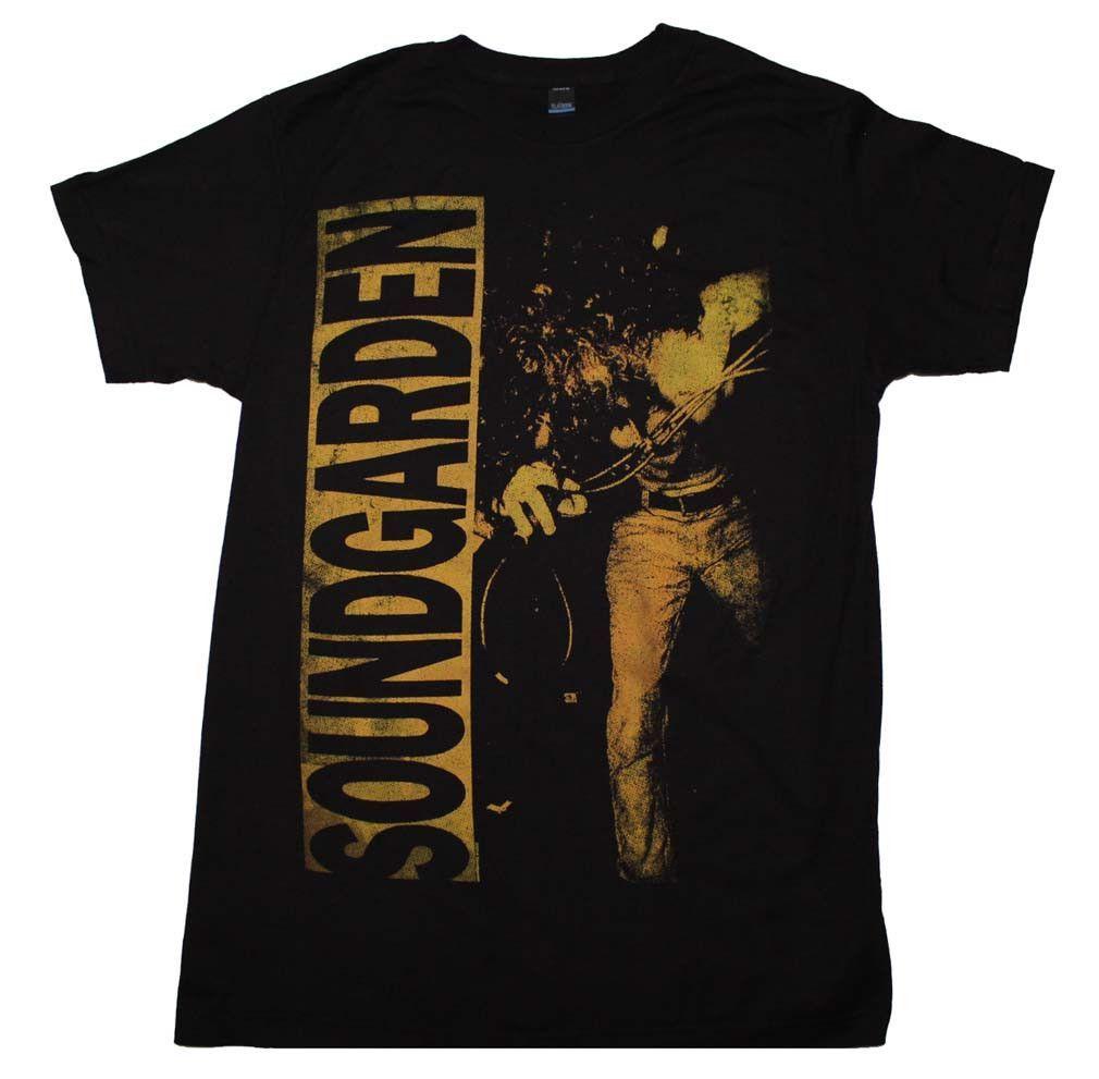 Soundgarden Louder Than Love Vintage tshirt Reprint S to 2XL