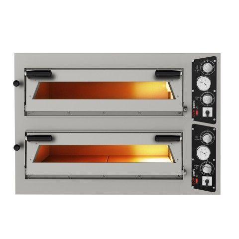 Pizza oven 6 + 6×33 cm (deep)