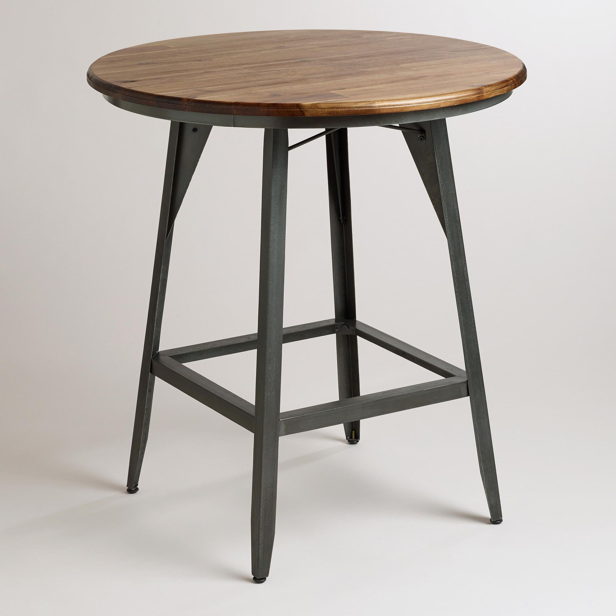 Best Of Tall Round Bar Tables